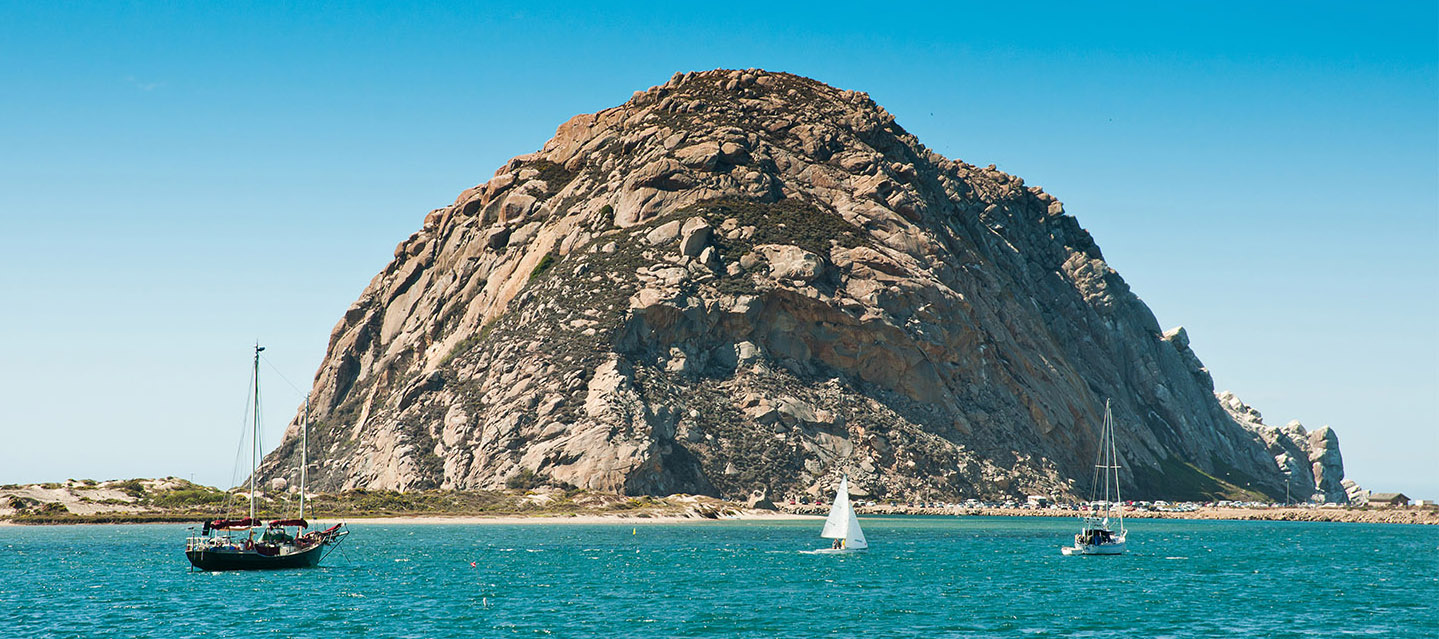 WE ARE A SHORT WALK FROM MORRO BAY STATE BEACH AND EMBARCADARO STREET