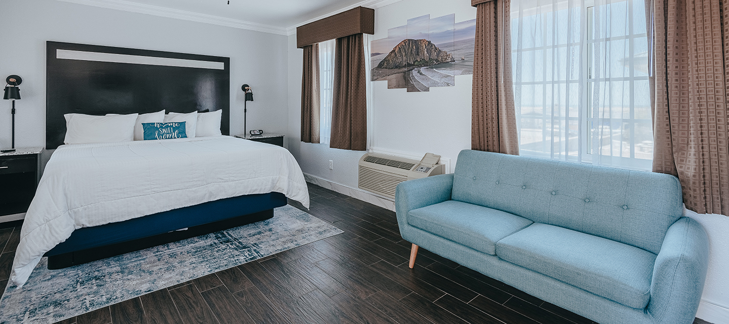 WELCOME TO SEA AIR INN & SUITES – BOUTIQUE LODGING ON THE COAST OF MORRO BAY