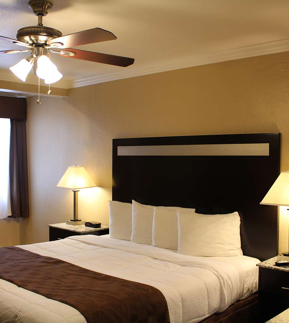 SLEEP COMFORTABLY AT SEA AIR INN & SUITES WITH THE SOUNDS OF THE OCEAN NEARBY