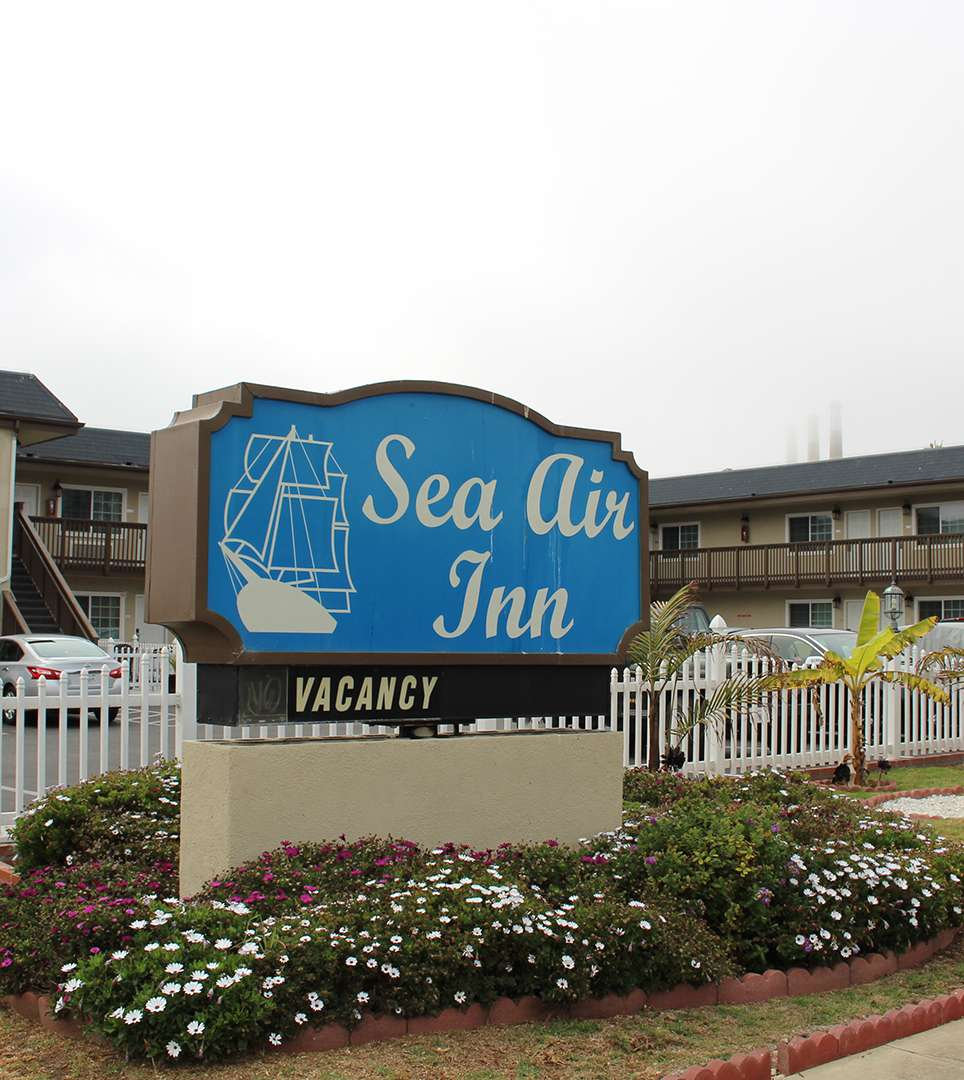 TAKE A LOOK AT THE BEAUTIFUL GUEST ROOMS AND SUITES AT SEA AIR INN