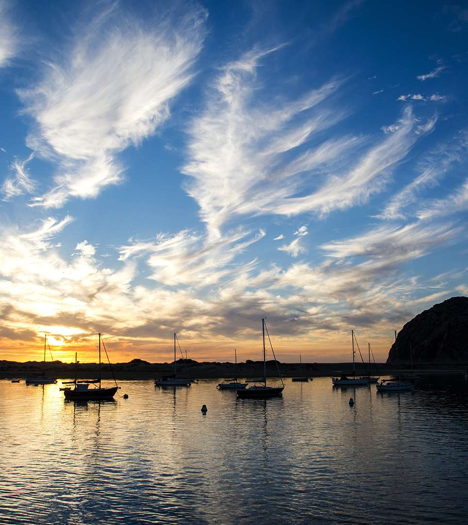 HERE IS AN ACCURATE WEATHER FORECAST FOR MORRO BAY, CALIFORNIA